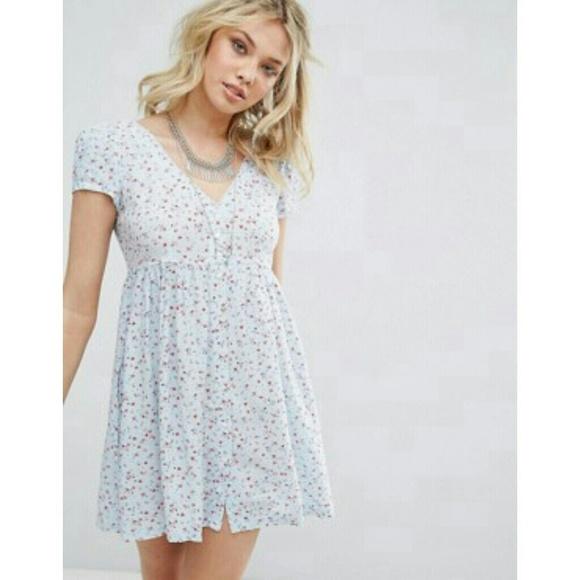 5dd778c948 Ralph Lauren Denim   Supply babydoll dress